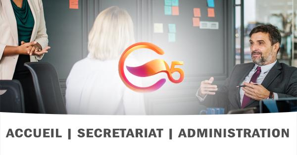Accueil secretariat administration